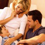 Gastank gezin