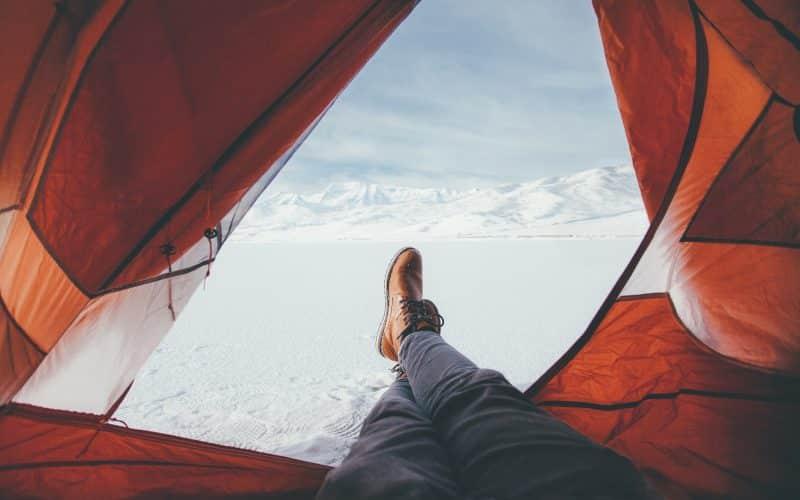 gasfles camping