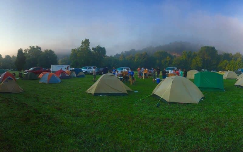 camping Benegas