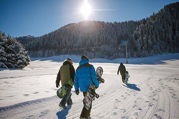 Is Benegas Light ook op wintersport te gebruiken?