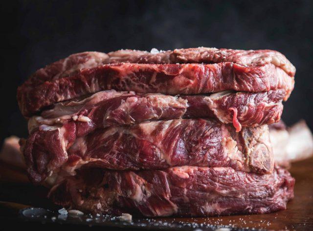 Aziatische rundvlees