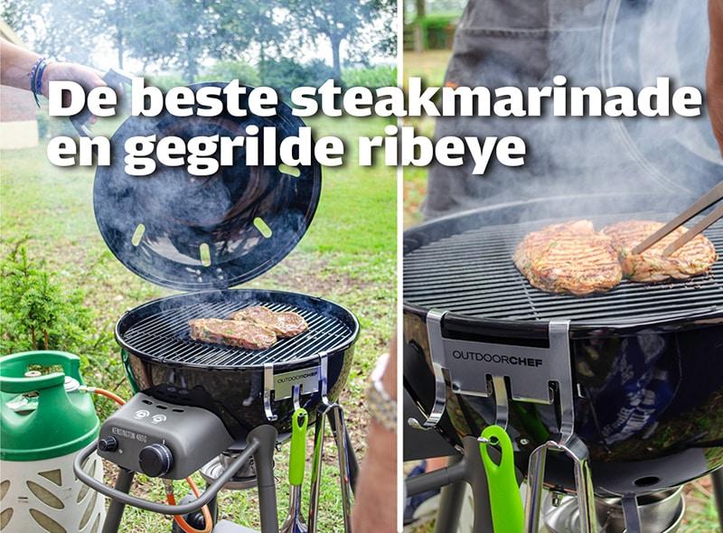 Steakmarinade en gegrilde ribeye 800x590