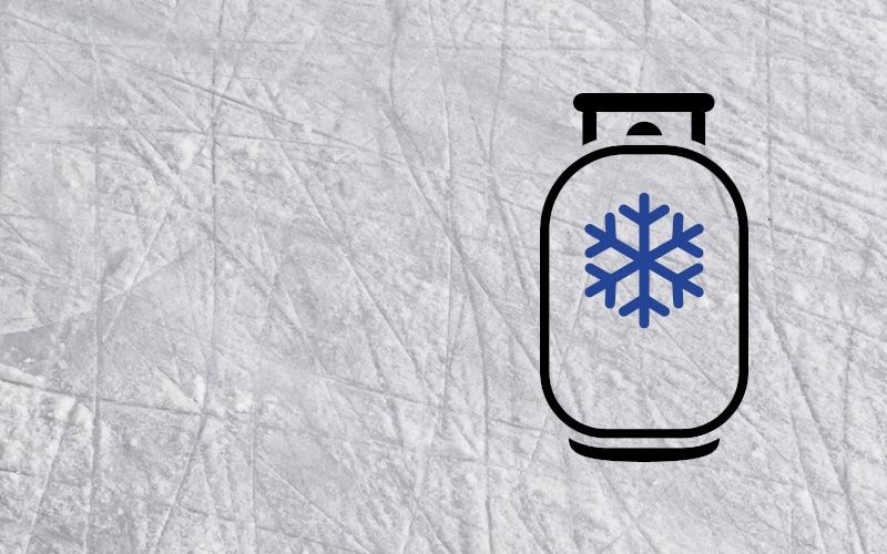 Cilinder koudemiddelen Benegas