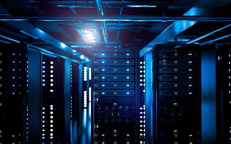 Koeling servers